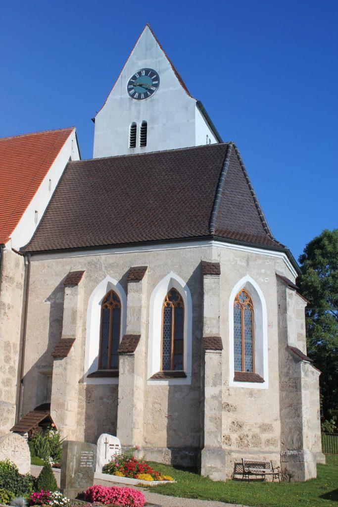 Kirche auf dem Theinselberg